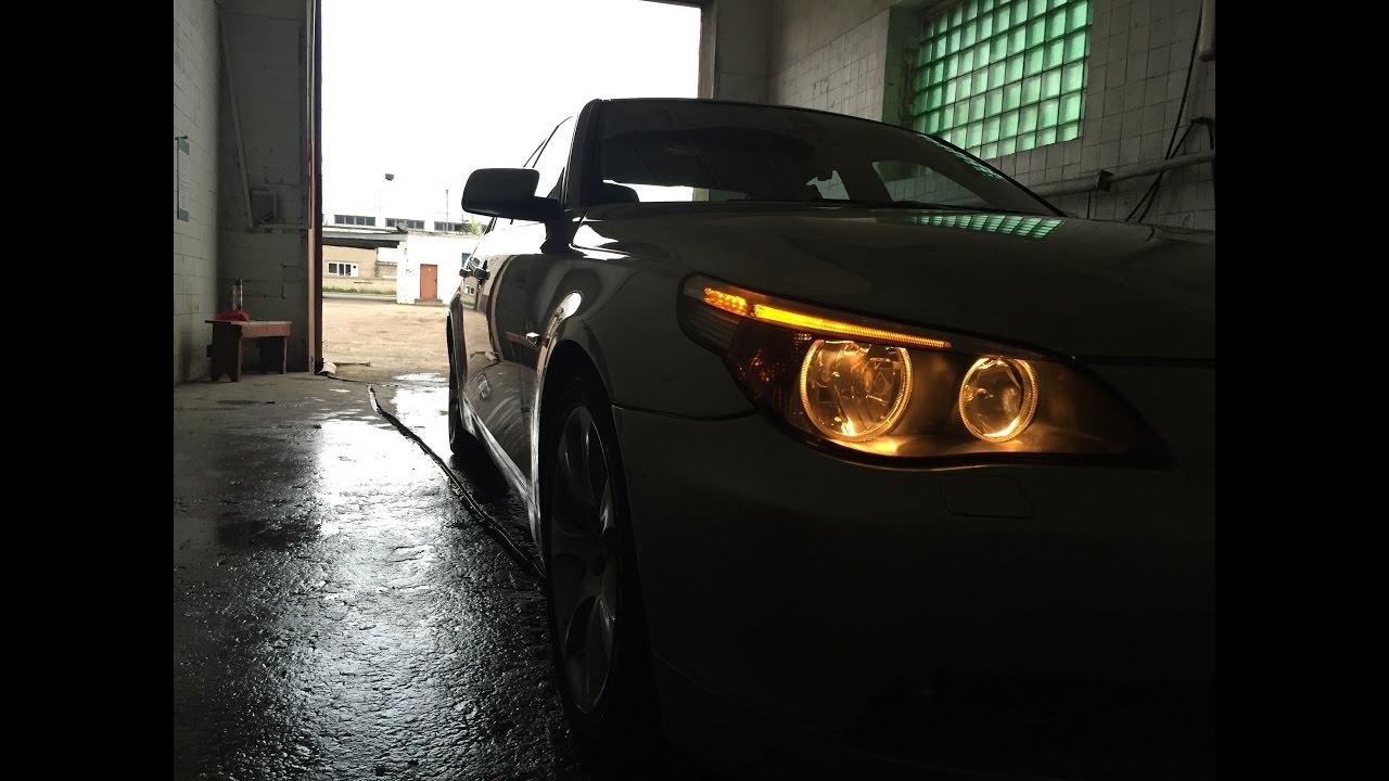 Купил под проект BMW E60 ! покупка БМВ E60 часть первая! 530D xDrive