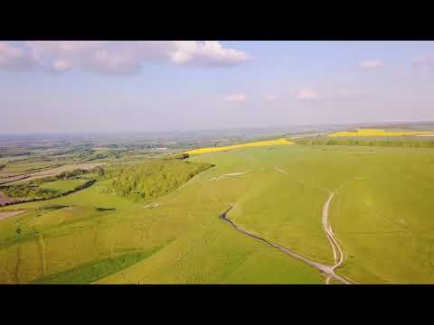 Uffington Whitehorse  Oxfordshire