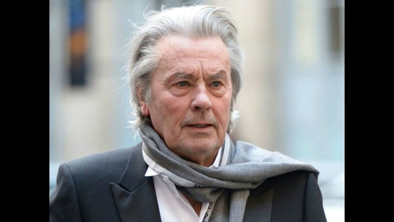 ALAIN DELON - YouTube