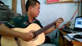 diễm xưa - guitar solo