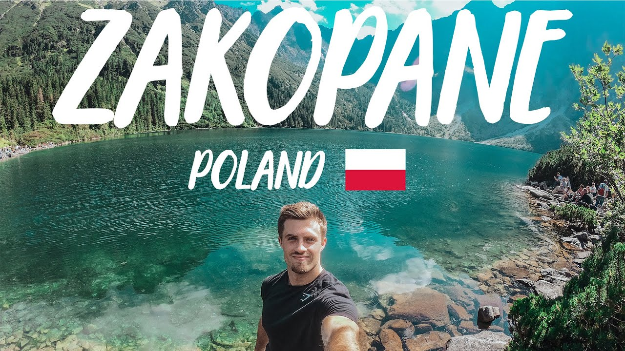 ONE OF THE MOST BEAUTIFUL PLACES IN THE WORLD | ZAKOPANE+MORSKIE OKO, POLAND