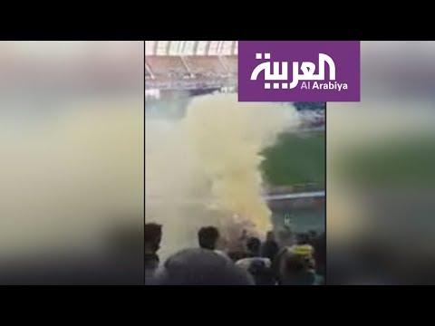 ملاعب كرة القدم في إيران .. منابر للاحتجاج على سياسات الحكومة  - 21:21-2018 / 2 / 15