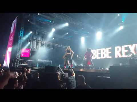 Bebe Rexha LIVE HD PERFORMANCE ALBANIA