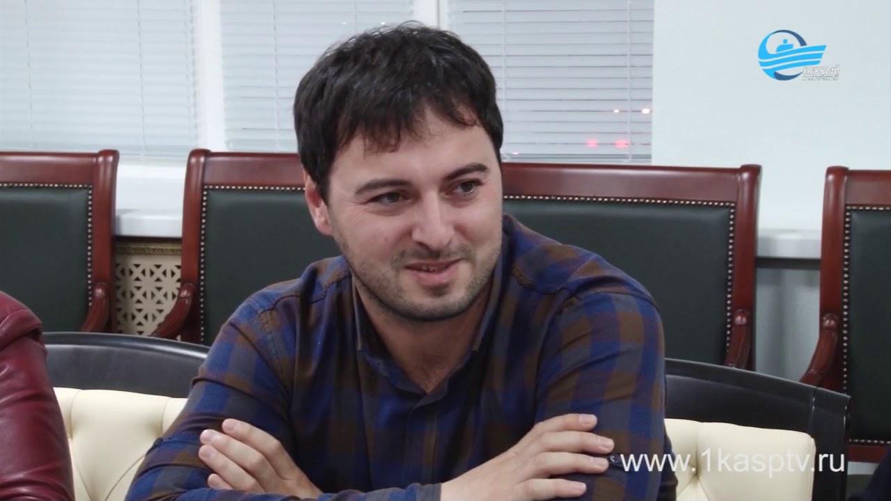 Первое организационное заседание молодежной избирательной комиссии при ТИК нового состава состоялось в Каспийске