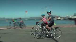 Blazing Saddles San Francisco Bike Tour Video