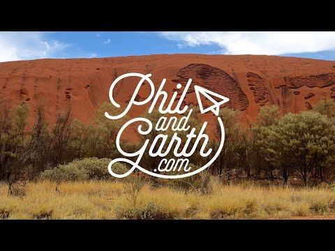 Experience Uluru, Australia in 60 Seconds