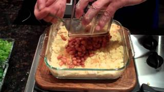 Mitzi's Kitchen - Cornbread Salad Two Ways - With Bonus Cheese Bread.mp4