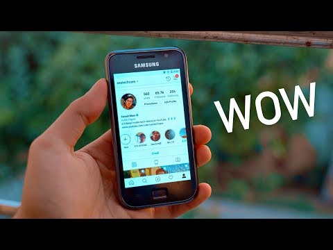 Using Galaxy S1 in 2019! Here's What Happened.
