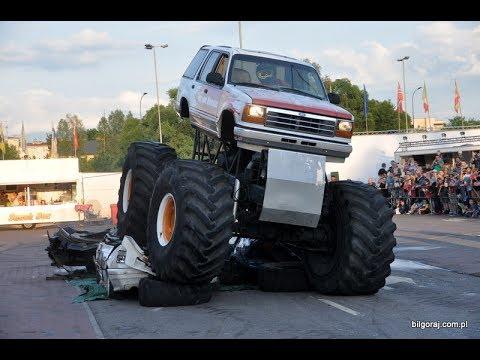 American Monster Truck Motor Show Biłgoraj 2017
