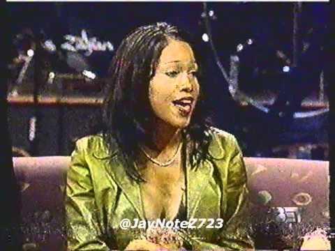 Sisqo Maia Campbell & April Weeden Washington Interview (1999 BET Live At LA)(X)