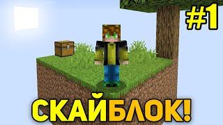 Майнкрафт Скайблок но я Получаю Вещи ОТ ВАС 1 - Minecraft Skyblock But   Getting  Tems From YOU