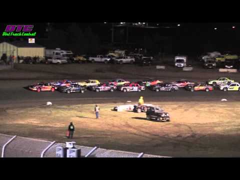 RPM Speedway Fall Nationals IMCA Stock Car A Feature 10-13-12