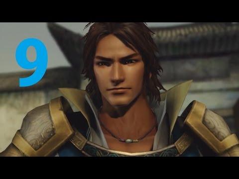 Dynasty Warriors 8 Xtreme Legends Jin Walkthrough Part 9: Zhuge Dan's Rebellion