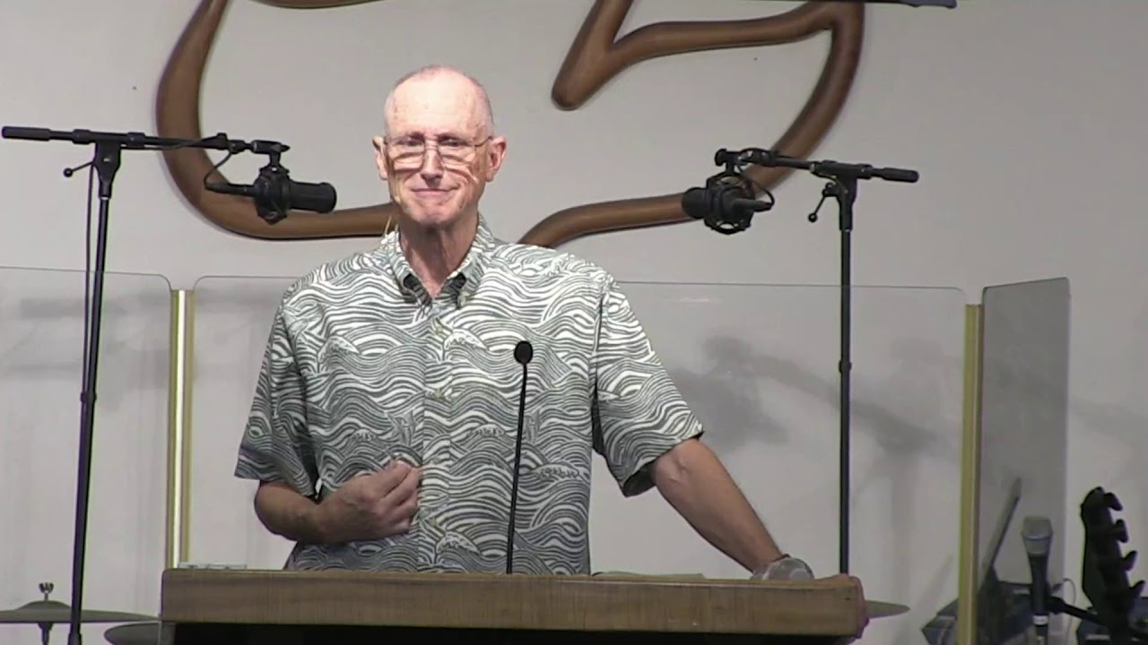 11 August 2019 | CCWO's Sunday Message 'True Liberty is not License' Gal.  5 | Pastor Pat Kenney