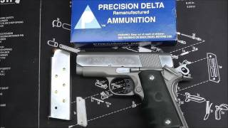 Shooting the Colt Defender Lightweight