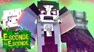 Minecraft: ESQUADRÃO SUÍCIDA - O FILME! (Esconde-Esconde)