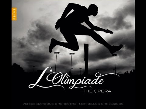 L'Olimpiade - the opera of the Olympics | Venice Baroque Orchestra | 16 arias in world premiere