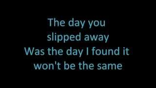 Slipped Away - Avril Lavigne with lyrics