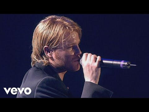 Westlife - What Makes a Man (Live From M.E.N. Arena)