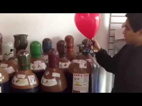 Inflar globos con helio de heliomania oxi mex youtube - Donde conseguir helio para inflar globos ...