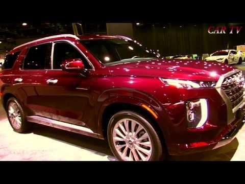 2020 Hyundai Palisade @ 2019 Canadian International Auto Show