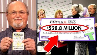 Smartest Lottery Winners