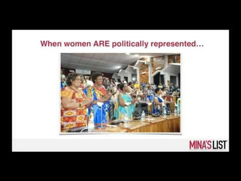 Webinar: Advancing Women's Rights, Peace, and Political Participation Globally