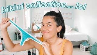 bikini collection try-on 2018 *sorry mom LOL*