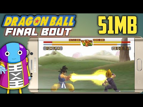 Download Dragon Ball GT Final Bout on Android