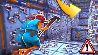 This Deathrun Map is Extremely Hard! (Fortnite Creative Mode)