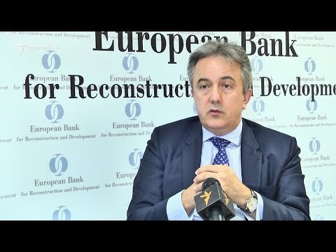 EBRD Managing Director for Eastern Europe & Caucasus: Armenian economy is growing