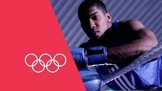 Anthony Joshua's Olympic Journey To Boxing Stardom | Athlete Profile