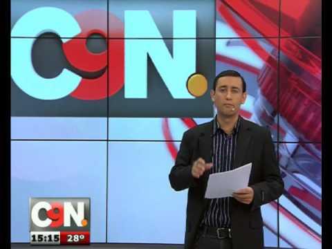 C9N Tarde Noticias: 16 de Junio de 2017