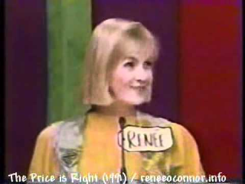 Renee O'Connor on the price is right part 2