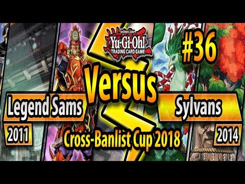 Legendary Samurai (2011) vs. Sylvan TURBO (2014) - Cross-Banlist Cup 2018 - Match #36