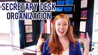 ITEMS MENTIONED IN THIS VIDEO: Secretary Desk Hutch: http://www.ikea.com/us/en/catalog/products/80245697/ Secretary Desk:
