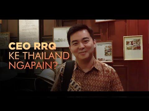 CEO RRQ KE THAILAND, NGAPAIN ????