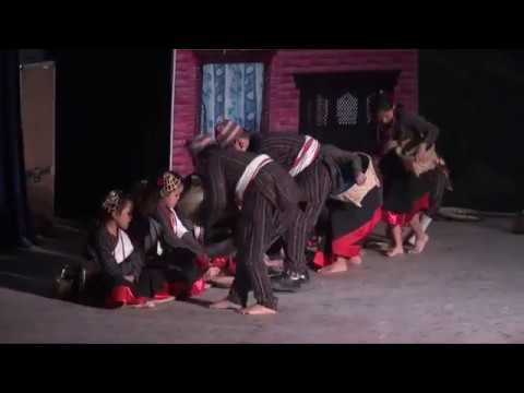 Maan Magan-Dance performed by Class 3 | Rosebud School Annual Cultural Show 2075