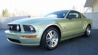 2006 Ford Mustang GT 5-spd Start Up, Exhaust, and In Depth Tour