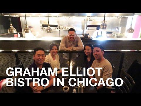 MasterChef reunion: Checking out Graham Elliot Bistro in Chicago