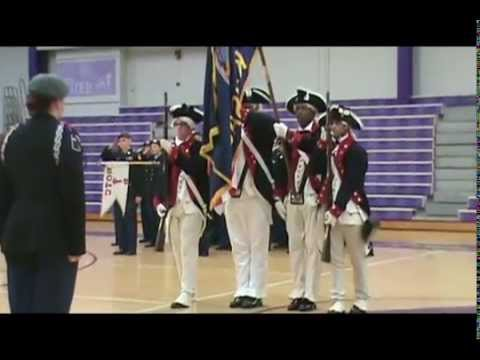 Topeka West Veterans Day Ceremony 2015