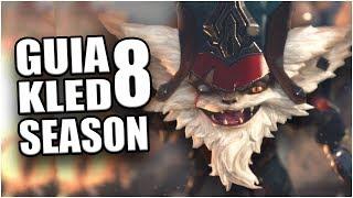 GUIA COMPLETA DE KLED Nuevas Runas etc, etc | League of Legends