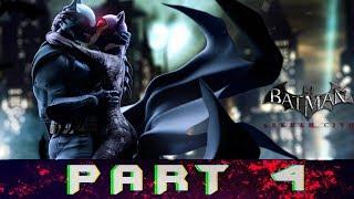 Batman: Arkham City Part 4 Break Into Joker Office Gameplay Walkthrough [PC]