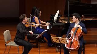 Beethoven: Piano Trio in B-Flat Major, op. 97 'Archduke', Sitkovetsky Trio, HKICMF 2018