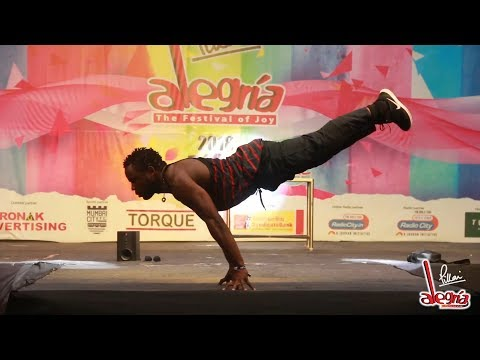 Bboy Junior amazing dance performance in India