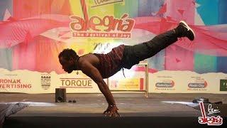 Bboy Junior amazing dance performance in India