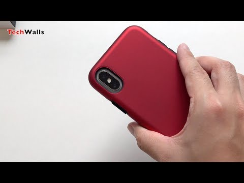 Incipio Dualpro Dual-Layer Case For IPhone X