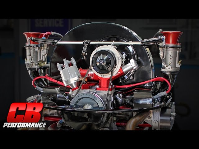 CB Performance - 2332cc Engine on the Dyno (made 179hp)