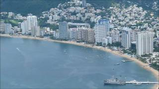 Acapulco by Car #3: City Tour up in the Mountain