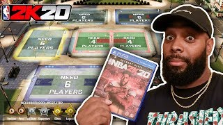 I GOT NBA 2K20 EARLY! MY FIRST TIME LOADING INTO THE NEIGHBORHOOD WITH MY PLAYSHARP | iPodKingCarter